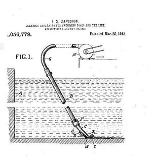 Automated pool cleaner - 2012 was the Centennial anniversary of the first swimming pool cleaner