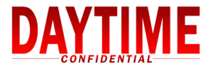 Daytime Confidential - Image: Daytime Confidential logo