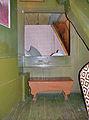 De Westermolen Langerak, kamer bedstee.jpg