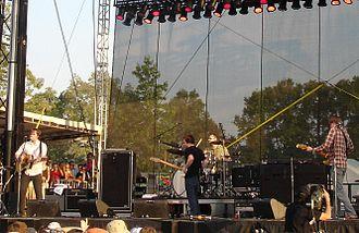 Death Cab for Cutie discography - Death Cab for Cutie performing at Bonnaroo in 2006