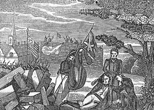 History of Toronto - The death of Zebulon Pike at the Battle of York