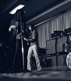 Roger Glover - Deep Purple, Roger Glover 1970