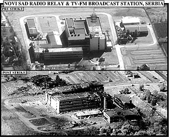 Radio Television of Vojvodina - Image: Defense.gov News Photo 990601 O 9999M 007