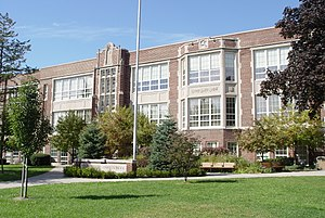 Grosse Pointe Park, Michigan - Defer Elementary School