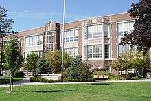 michigan grosse pointe woods John Monteith Elementary School