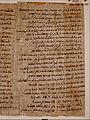 Demotisch papyrus met wijsheidsliteratuur - Google Art Project.jpg