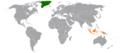 Denmark Indonesia Locator.png