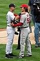 Derek Jeter and Hideki Matsui 2010.jpg