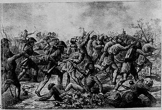 Battle of Yatay - Defeat of Paraguayans at Yatay.