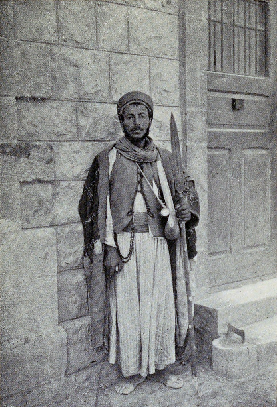 Dervish, 1913