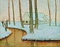 Desolation (1910), oil on cardboard, 46,0 x 59,0 cm., Kröller-Müller Museum, Otterlo.jpg