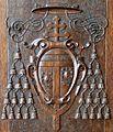 Detail dřevořezu znaku Lva Skrbenského z Hříště z roku 1906.jpg