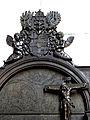 Detail des Grabmal des Hochmeisters Walter von Cronberg in der Marienkirche Bad Mergentheim. 01.jpg