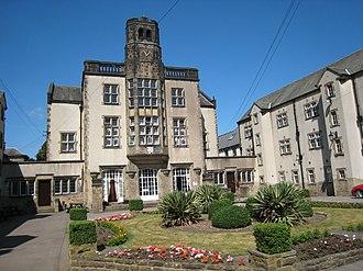 University of Leeds accommodation - Devonshire Hall, Cumberland Road