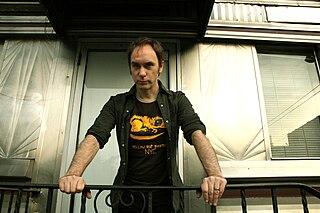 Doug Gillard American rock guitarist