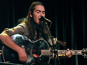 "For You Blue - Dhani Harrison (pictured in 2010) was among the musicians who performed ""For You Blue"" with McCartney at the Concert for George in 2002. He also recorded a cover of the track in 2013."