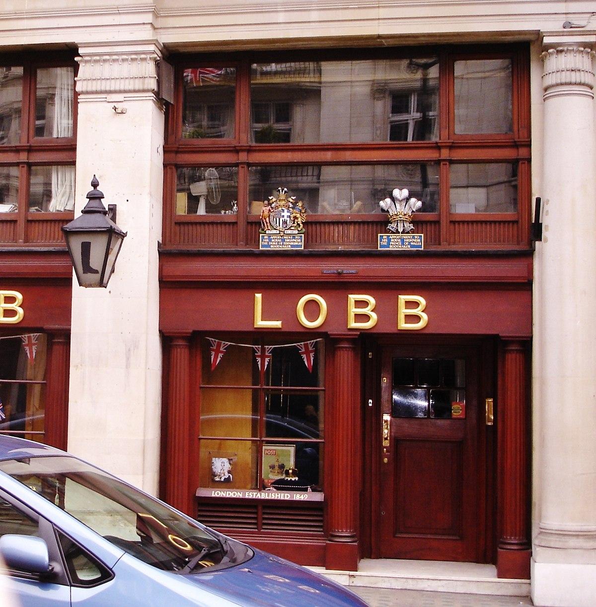 John Lobb Shoes >> John Lobb Bootmaker - Wikipedia