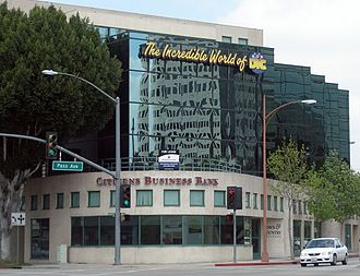 DIC Entertainment - Former DiC headquarters in Burbank, California