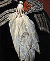 Diego Velázquez - Queen Doña Mariana of Austria (detail) - WGA24463.jpg