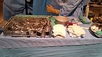 Diorama of the 555th Forward Surgical Team at Fort Sam Houston surgical table.jpg