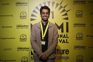 Richie Mehta - Director Richie Mehta at the Miami International Film Festival