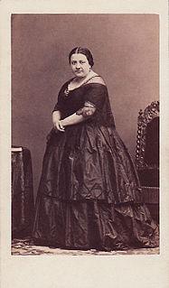 Marietta Alboni Italian opera singer 1826-94