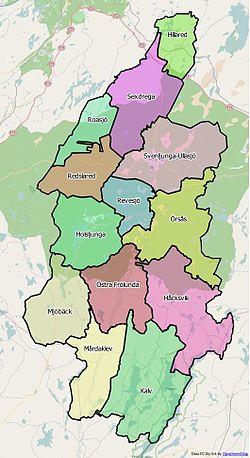 svenljunga karta Svenljunga kommun – Wikipedia svenljunga karta