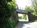 Disused railway bridge over Cawston Road - geograph.org.uk - 1293258.jpg