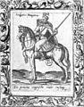 Diversarum Gentium Armatura Equestris - Vulgaris Hungarus(Soldat. Cavalier hongrois. Costume et équipements militaires.).jpg