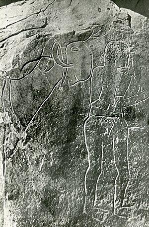 Rock art of the Djelfa region - Aïn Naga.