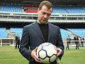 Dmitry Medvedev in Brazil 26 November 2008-2.jpg