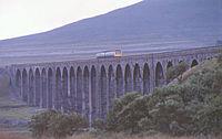 Dmu - ribblehead viaduct - 18-08-1986.jpg