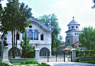 Dobrich - The Church of Saint George