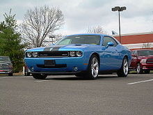 Dodge Challenger Wikipedia
