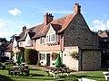 Dog House Hotel, near Frilford Heath - geograph.org.uk - 60954.jpg