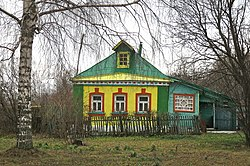 Dom in Village Kutukovo (Кутуково) (8362093010).jpg