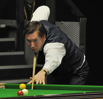 Dominic Dale - Dominic Dale at the 2013 German Masters