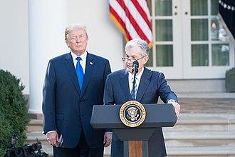 Jerome Powell - Donald J. Trump nominates Powell