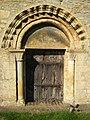 Doorway, Earl's Croome Church - geograph.org.uk - 1027010.jpg