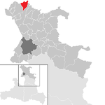 Dorfbeuern in the district SL.png