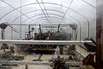 Dornier D0-17Z conservation in progress, RAF Museum, Cosford. (13700052305).jpg
