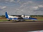 Dornier DO-228, 57+05, Belgian Air Force Days 2018 pic1.jpg
