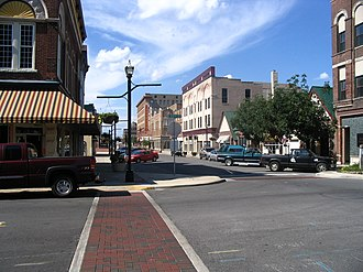 Anderson, Indiana - Downtown Anderson