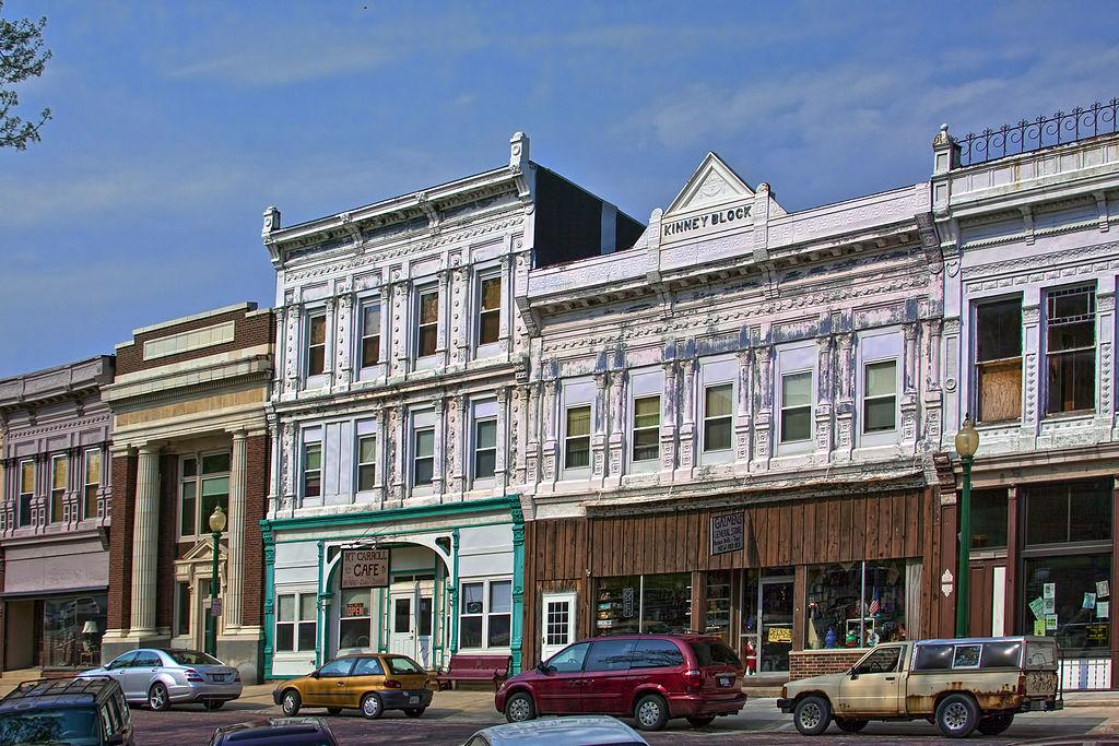 Downtown Main Street MG 8155