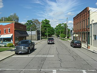 Mount Victory, Ohio Village in Ohio, United States