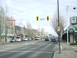 152 Street in Uptown South Surrey