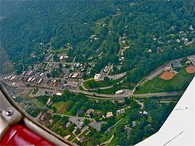 Downtown Sylva From The Air.jpg