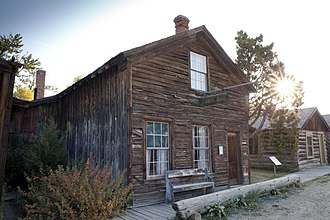 National Register of Historic Places listings in Madison County, Montana - Image: Dr. Don L. Byam House
