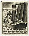 Drawing, A London River Boat, 1919 (CH 18448841).jpg
