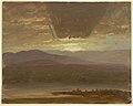 Drawing, Catskills from Hudson, New York, 1870 (CH 18197119-2).jpg